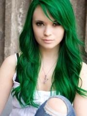 dapper emo hair color ideas