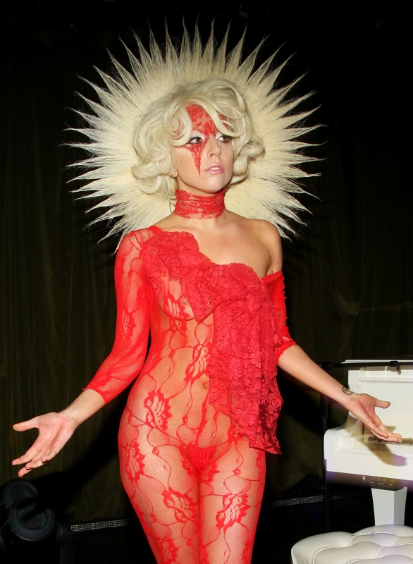 Lady Gagas Most Outrageous Outfits