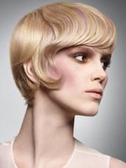trend short glam hair styles