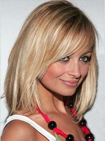 Nicole Richie Hair Style Evolution