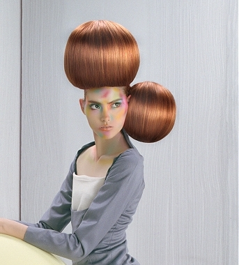 Weird Hairstyles Halloween Inspiration