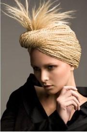 weird hairstyles - halloween inspiration