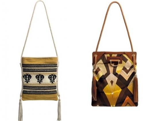 Emilio Pucci Sprign 2011 Handbags