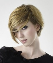 wispy short hair styles fall