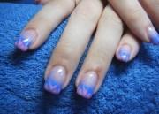 fall creative nail design