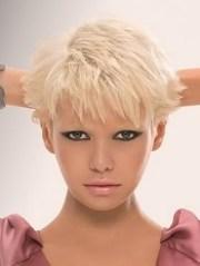 short hair styles faces