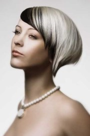 cool short glam hair styles