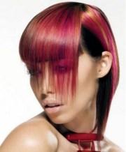 tone-tone cool hair color ideas