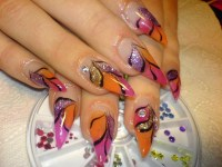 Fun Summer Nail Art Designs.