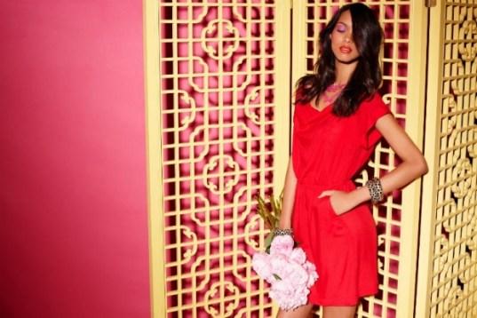Sommerkleider in rot