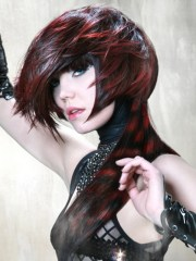 edgy hair color trends