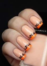 simple nail art trends fall