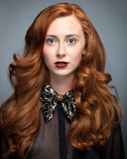 amazing long hair styles 2012