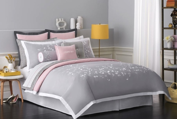 Perfect for renters, these decorations can be peeled off. Kate Spade New York Home Collection 2011|