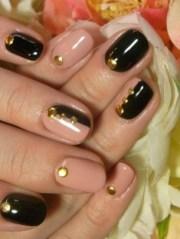 funky nail art design