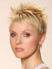 rock-chic short hair styles 2011