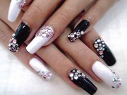 easy diy nail art design