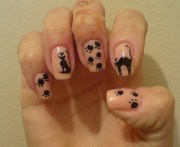 dapper nail art design