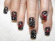 party nail design 2011