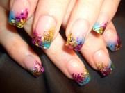 gorgeous nail art ideas 2011