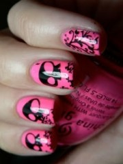 simple nail art design trends