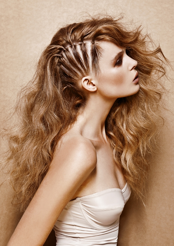 Glam Hair Styling Ideas for Long Hair.