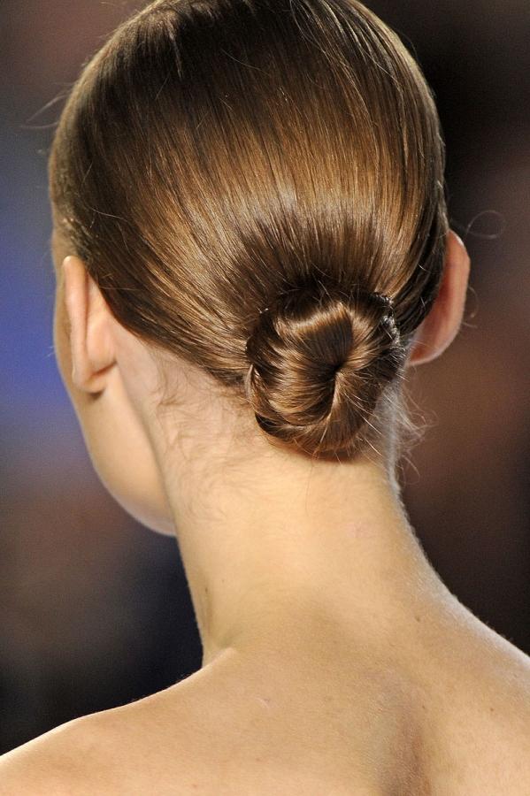 How to Style a Ballerina Bun