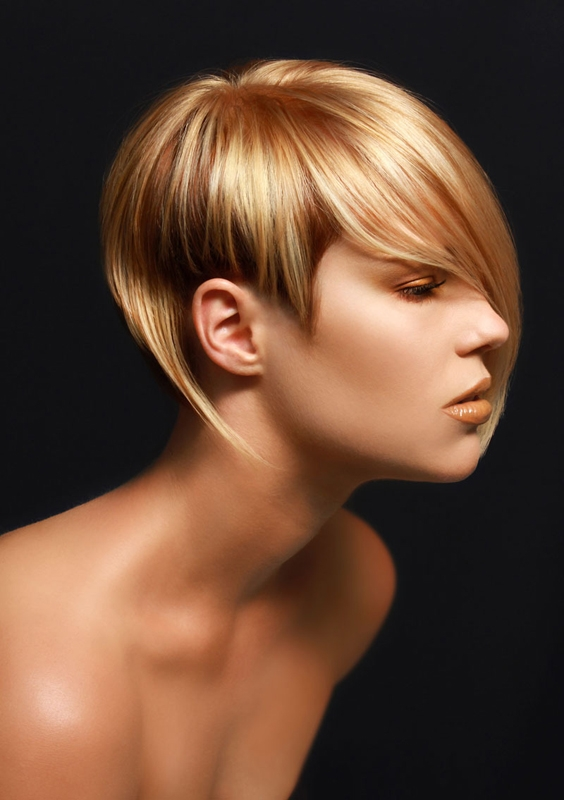 SuperGlossy Short Hairstyles