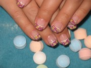 funky-fresh french nail art ideas