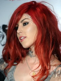 Celebrity Red Hair Color Ideas.