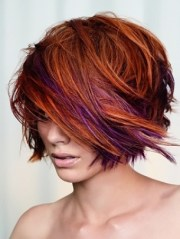unique hair coloring ideas 2011