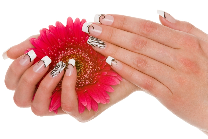 Fashion Style Nail Art Designs