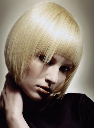 Cute Medium Hair Styles With Bangs