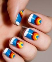 fab nail art ideas winter