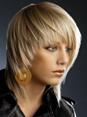 chic medium asymmetrical haircuts