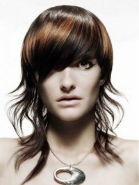Multi Tonal Hair Color Ideas for 2012.
