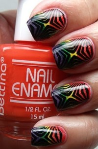 Flirty Nail Art Designs to Try.