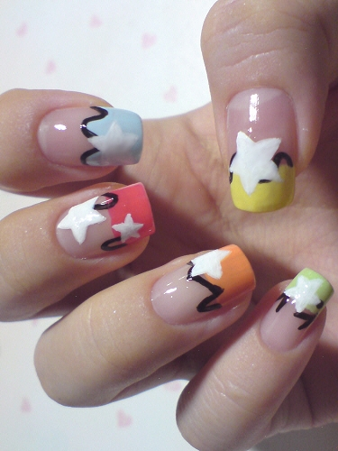 Gallery Nails Art Design Pictures 2012