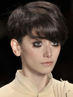 Layered Short Haircuts For Winter 2011