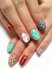super-fun nail art ideas 2012