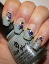 Interesting Nail Art Designs for Fall.
