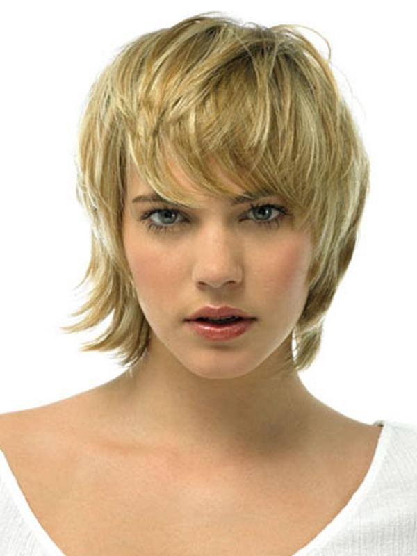 Short Layered Haircuts Fall 2011