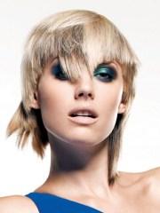 bold medium haircut ideas