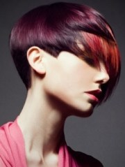 creative short hair style ideas
