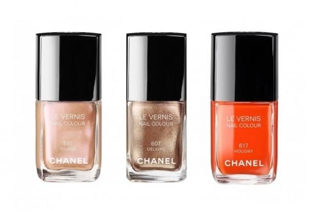 Summertime de Chanel 2012 Makeup Collection