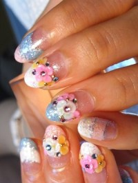 Flirty Nail Art Ideas with Pictures.