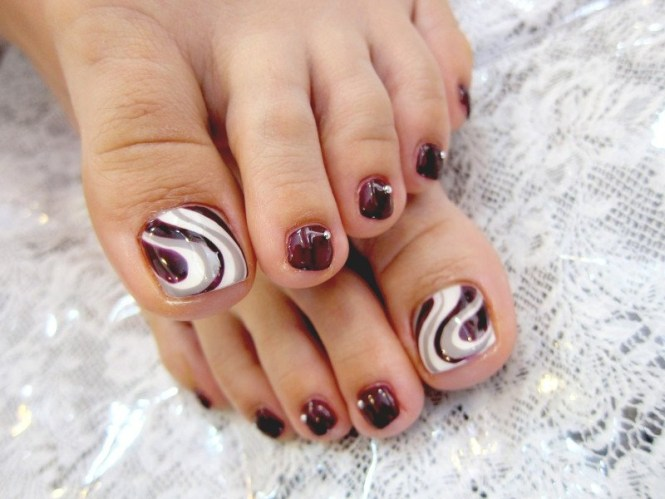Diy Easy Nail Art For Toes Best Ideas