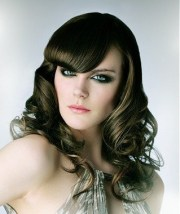 cute winter hairstyles 2012