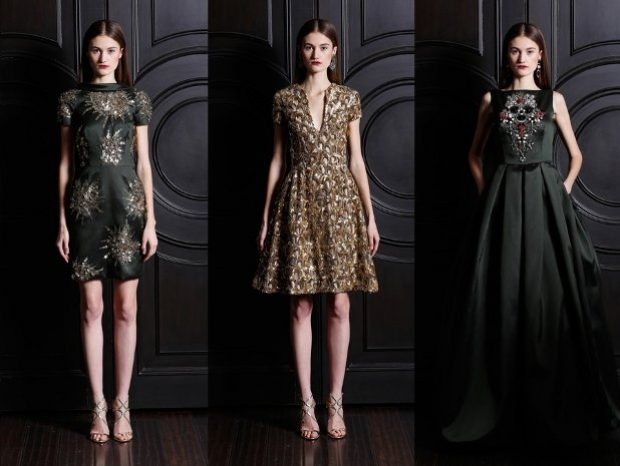 Naeem Khan Pre-Fall 2013 Collection