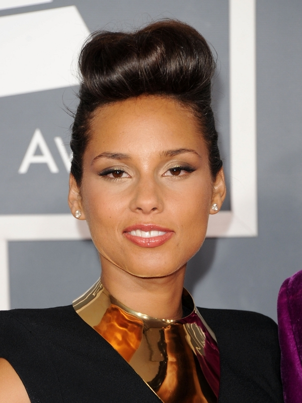 2012 Grammy Awards Celebrity Hairstyles PHOTOS